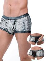 Gregg - Hercules Boxer Briefs Silver
