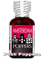 AMSTERDAM POPPERS big