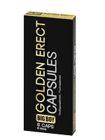 Big Boy - Golden Erect - 8 Kapseln