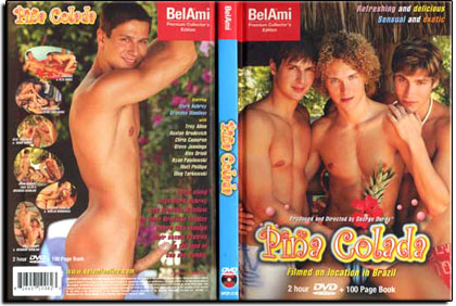 Pina Colada - DVD and book!