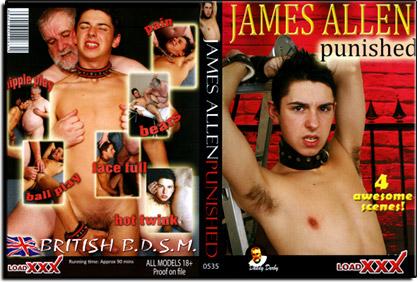 James Allen Punished