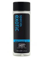HOT Massage oil - Exotic