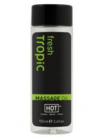 HOT Massage oil - Tropic