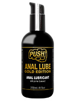 PUSH Anal Lube Silikon Gold Edition 250 ml